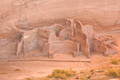 Whitehouse Ruins - Canyon De Chelly