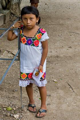 Mayan Girl