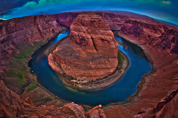 Horseshoe Bend, Page, Arizona