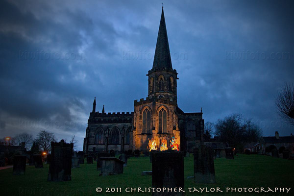 Northumberlands Church