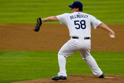 Billingsley on the Mound